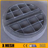 SS304 Round shape embedded demister pad