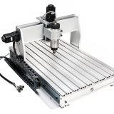 Hobby Mini Desktop 3040 CNC Router Wood mini cnc machine advertising diy cnc router for art crafts