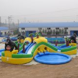 Giant inflatable water park ax-05