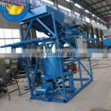 China Supplier Pilot Mini Gold Mining Equipment Small Trommel and Gold Centrifugal Concentrator for Sale
