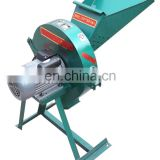 Made in China High Capacity feed cattle electrical Corn pulverizer machine/fodder grinder to crushing grain