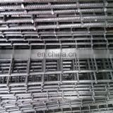 8mm wire 8''x8'' Rebar steel Welded Wire Mesh For Chair