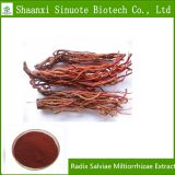 Factory Supply 100% Natural Salvia Miltiorrhiza Root Extract /Anshinone IIA 5%-98%