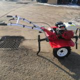 With Single Cylinder Small Hand Tractor  Gasoline & Diesel Mini Cultivator