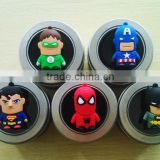 3D Cartoon USB The Avengers USB Stick,PVC The Avengers USB Flash drive