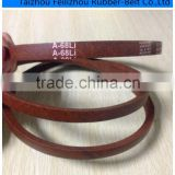 Wrapped V-Belt ,V Belt,v belt 5kw,rubber belt,agricultural v belt,High Quality Machine V belt