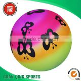 New Thick Inflatable Beach fitness massage ball toys for children random one piece                                                                         Quality Choice