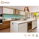 Fashionable Design Contemporary solid wood Kitchen Cabinet,water resistant kitchen cabinet