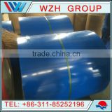 China Industry RAL3015 Blue Color Coated Steel/Prime Prepainted Galvanized Steel Coil/PPGI for Building