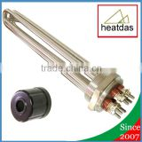 5500W / 6000W (31.5 cm) stainless steel ultra low watt density 3-phase electric water heater heating elements 5500w