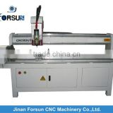 CE supply automatic tool change ATC woodworking cnc /mini Cylindrical wood engraving machine/FS1220R cylindrical cnc router