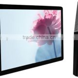 19 lcd monitor i3 Dual Core all in one touch pc lcd tv advertising display monitors touch wifi wall mounted touch screen kiosk