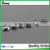 Promotional top quality dental orthodontic bondable buccal tube / roth tube for orthodontic buccal