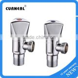 High Quality Zinc Alloy Handle Brass Angle Valve                                                                         Quality Choice