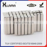 XILAMA Superior Quality 12000 Gauss Permanent Magnet For Make Strong Fridge Notepad Rohs Certificated
