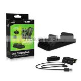 Wholesale DOBE Lithium Recharge Battery Dual Charging Dock Station Controller for Xbox One