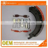 BENZ220 brake shoes mitsubishi canter brake shoe