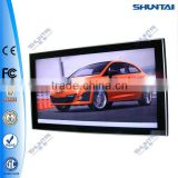 "26"" indoor led display screen touch all in one pc remote network media box supermarket lcd advertising screen"