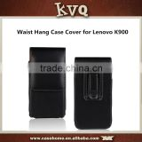Waist Hang Case Cover Belt Holster Clip Pouch For Lenovo K900 Mobile Phone case