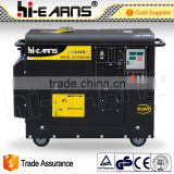 5.5KVA single phase silent diesel generator made in China                                                                         Quality Choice                                                     Most Popular