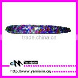Bright Multi color rhinestone pen