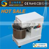 Competitive price and Low noise Electric dough mixer for sale 10L Commercial spiral mixer with CE