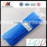 3x200mm Wholesale Different Color Self-locking Nylon Cable Tie Set