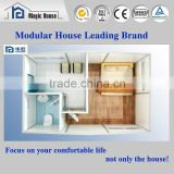 Chinese sanwich panel low cost construction house manufactured prefab home                                                                                                         Supplier's Choice