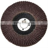 "T27 29 4.5"" 115*22 fiberglass backing plate for flap disc for polishing metal/iron/stainless steel/cast iron/welding joint"