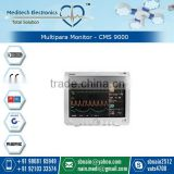 Multipara Monitor -Cheap ICU Patient Monitor