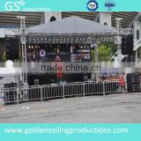 aluminum light truss and sound truss of dj truss system