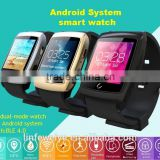 Android 4.4 Wifi Smart Watch,GPS Smart Bracelet Watch for Men and Women                                                                         Quality Choice                                                     Most Popular