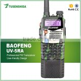 Factory Baofeng amateur wireless handheld military radio with extended 3800mAH battery save UV-5RA walkie talkie