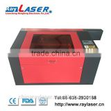 laser cutting machine for acrylic wood leather, small fabric laser engraver and cutter machinery