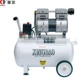 2014 new product low price mobile silent electic dental air compressor of machinery with high quality HDW-2002