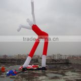 Charming inflatable sexy woman air dancer for outdoor show