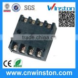 P3G-08 Miniature General Purpose 300VAC 10A Good Contact Remote Conduction Auto Relay Socket with CE