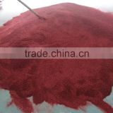 Red glitter powder ,PET material ,for printing,ceramic,leather,coating.ink,craft and decoration