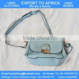 factory supply big stock second hand bags for africa
