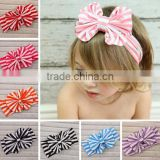 Bowknot Baby Headbands, Wave Knot Head Bow,Baby Headband, Girl Headband, Big Bow Headband, Many Colors to Choose From