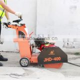 "Siemens powered walk behind 16"" floor saw,concrete road cutter,asphalt concrete saw cutting machine(JHD-400E)                                                                         Quality Choice                                                     M"