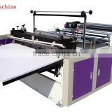 Computer Control A4 Paper Automatic Roll Paper Cutting Machine To Sheet With Slitting Funcation