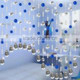 popular beaded curtain door beads curatin for coffee shop