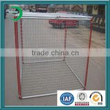welded wire mesh panel animal cages,dog run cage