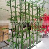 China factory direct sale hot selling artificial bamboo plastic bamboo for wedding garden fence decoration