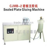 OEM 90W Wire Mesh Oil Filter Making Machine For Gluing , 220V / 50HZ From Filter Machine Manufacturers