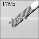 Wholesale Promotional Premade Tattoo Needle Supply 17M2