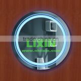 hotel led mirror with anti-fog film,department led mirror with anti-fog film