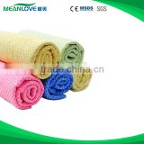 Automotive beauty products Specialized design cleaning microfiber cloth