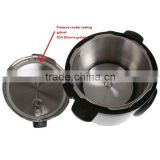 FDA round silicone gasket for pressure cooker